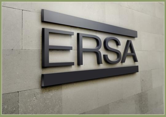 ERSA - Eduardo Ribeiro Sociedade de Advogados - Logo da entrada